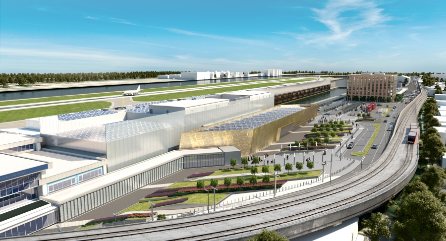 £200 million expansion for airport