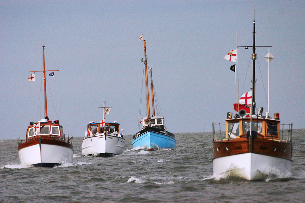 Dunkirk Little Ships anniversary celebrations