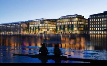 Royal Albert Dock investment