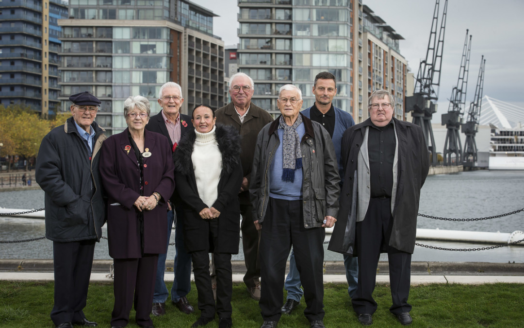 Launch of Forgotten Stories heritage project