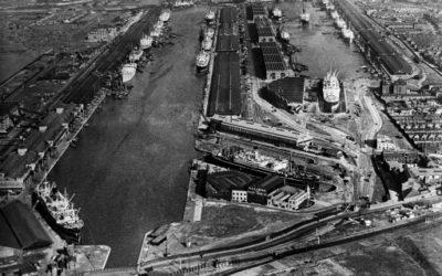 Royal Docks History: June 1880