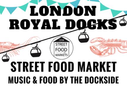 Street Food at The Royal Docks