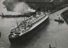 Forgotten Stories: The Mauretania